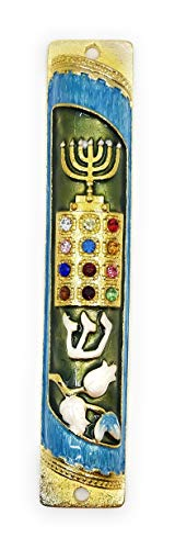 Mezuzah Case Gifts - Ayuni Gifts of the World 5