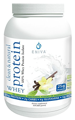 Natural Whey Protein Isolate | Soy-Free, Antibiotic-Free, Grass-Fed, Hormone-Free, Gluten-Free, 99% Lactose-Free | Dr. Formulated (30 ()
