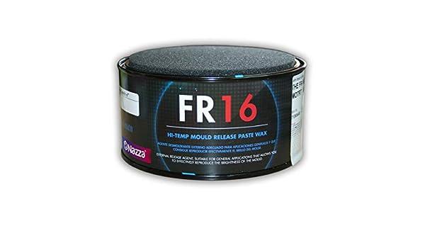 Cera Desmoldeante para Poliéster y Fibra de Vidrio FR 16 | Formato de 426 gr.: Amazon.es: Bricolaje y herramientas