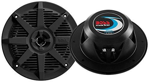 BOSS MR62B Marine 200 watt Speakers