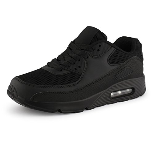 Damen Sneaker Turnschuhe Black seven Laufschuhe Fitness boots best Unisex Neu Runners TEqaaw
