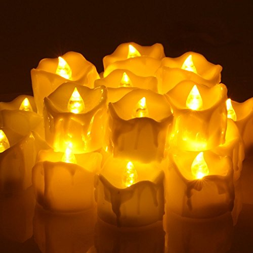 OMGAI Flickering Unscented Flameless Decorations product image