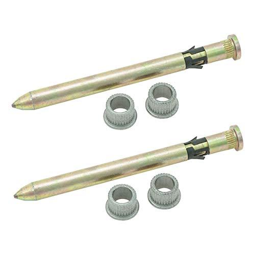 Chevy Blazer Door Hinge (Dorman Upper or Lower Door Hinge Pin & Bushing 6 Piece Kit for Chevy GMC Pickup)