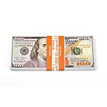 Set of (80) New 100 dollar bill, Play Toy Money Copy. Looks very real, Same Size as real 100 dollar bill