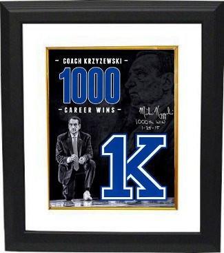 1000 wins coach k - 7