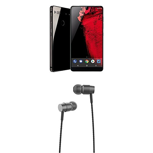 Essential Phone with Free Earphones - Black Moon by Essential Products