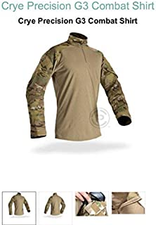 product image for CRYE PRECISION G3 Combat Shirt Multicam, Medium, Long