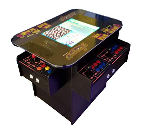 3 Sided Cocktail Arcade Machine with 1162 Games for sale  Delivered anywhere in USA