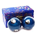 Ballock - Chinese Health Ball Daily Exercise Relief Handball Therapy Massager - Clod Testicle Gonad Globe Testi Bollock Glob - 1PCs