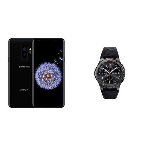 Amazon.com: Samsung Galaxy S9+ Unlocked Smartphone ...