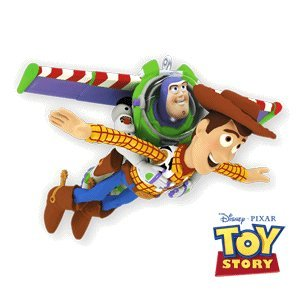 Amazoncom Hallmark 2010 High Flyin Friends Toy Story Home  Kitchen