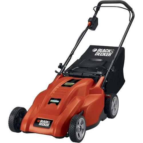 Black & Decker CM1836 Cordless Electric Lawn Mower Review