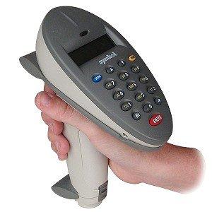 Symbol Phaser P470 Wireless Handheld Laser Barcode Scanner (Phaser Memory Scanner)