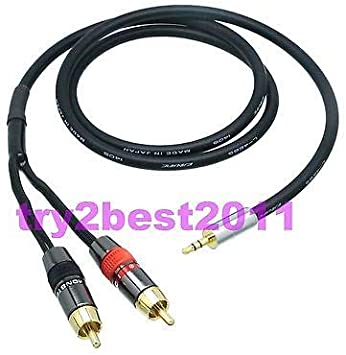 """Extension Cable  L-2T2S 6.35mm 1//4/"""" female mono to 6.35mm jack TS 1FT~15FT"""