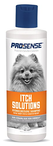 Pro-Sense Itch Relief Hydrocortisone Shampoo, 8-Ounce