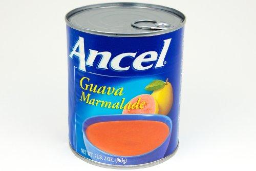 Ancel Guava Marmalade 2 lb 2 oz (963g)  - Mermelada De Guayaba by Ancel
