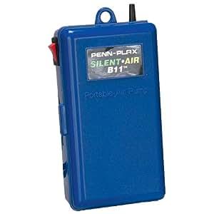 Silent Air Battery Operated Air Pump - B11