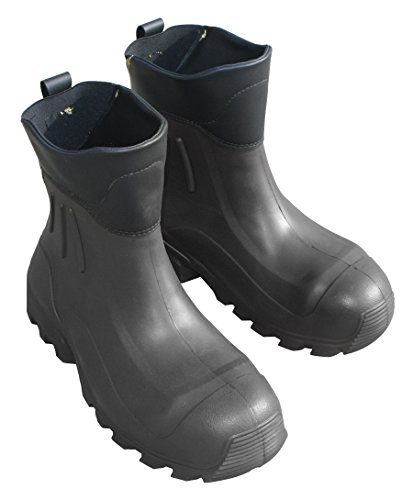 Billy Boots Commander 9'' Eva Safety Toe Boot - Composite Toe - Black - Size 8 by Billy Boots (Image #3)