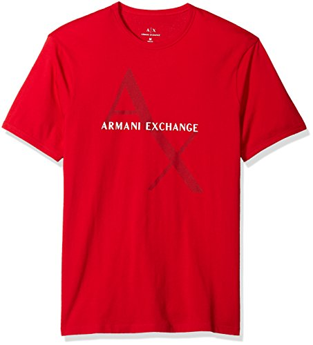 A%7CX+Armani+Exchange+Men%27s+Classic+Cotton+Logo+Tee%2C+Chili+Pepper%2C+M