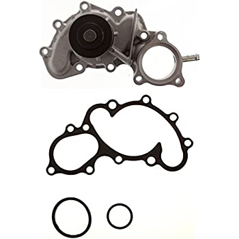 Amazon Com Water Pump For Toyota T100 94 98 Tacoma 95 13 Assembly