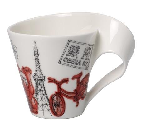 VILLEROY & BOCH NEW WAVE CAFFE CITIES OF THE WORLD Mug - tokyo