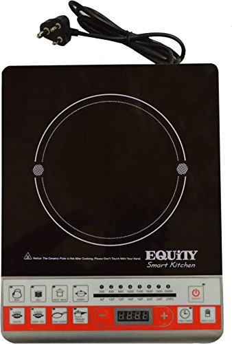 Equity Ceramic Induction Cook Top (Black)