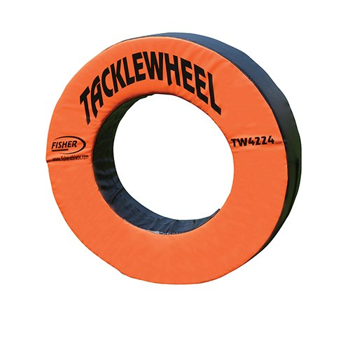 "Fisher Football Tackle Wheel (42"")"
