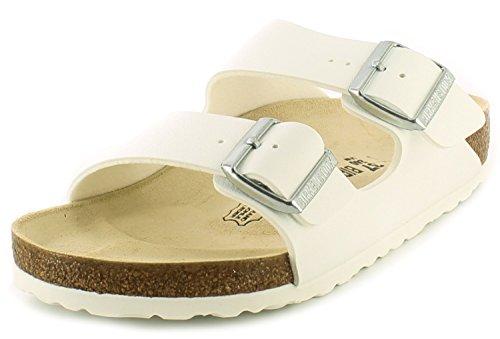 Birkenstock Arizona Sandals Birko Flor - EUR 38 - regular - white