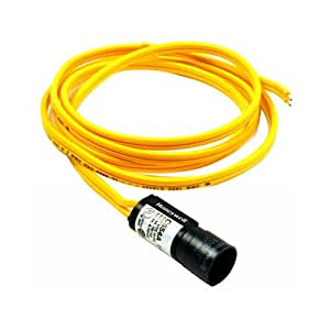 """Honeywell C554A-1463 Cadmium-Sulfide Flame Detector with 60"""" Leads, Type R Bracket and Higher Sensitivity Cad Cell"""