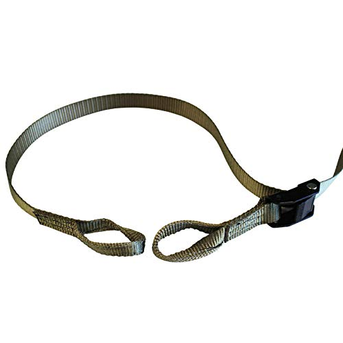 Replacement Lone Wolf Tree Stand Strap Larger Sizes Available! (6 ft, Tan) by Cargo Equipment Corp.