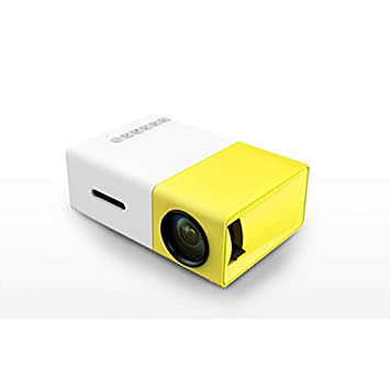 PORJH Mini Proyector Casero, Proyectores LED, 320 X 240P Soporte ...