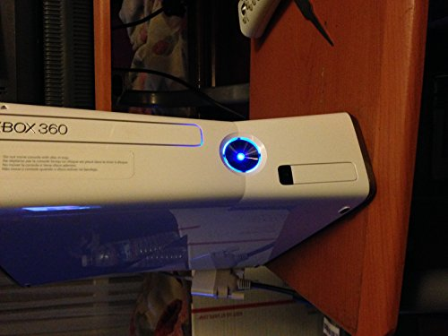 Xbox 360 RGH White 320gb BLUE LED's starwars sonus sound UPDATED