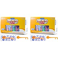 Kids Floss - 200 Individually Wrapped Kids Flossers.