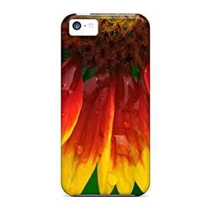 Awesome YxeLCmk3281nMxLq JeffMclaren Defender Tpu Hard Case Cover For Iphone 5c- Blanket Flower