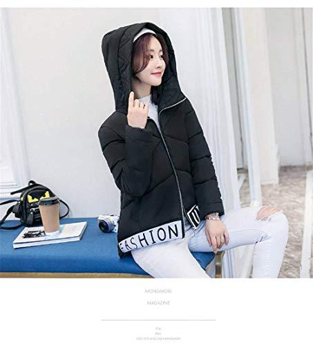 pour à Veste longue Plus capuche Jacket pour Veste en Screenes matelassée hiver duvet chaud élégante femme en Veste numérique imprimée Veste et duvet Product 7qw6zgPnp