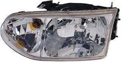 Mercury Villager 99-02 Left Driver Side Lh Headlight Headlamp New Lens & Housing ()