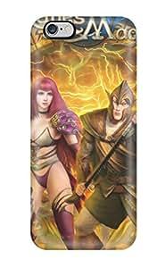 Hot Tpu Cover Case For Iphone/ 6 Plus Case Cover Skin - Runes Of Magic
