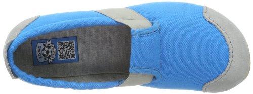 Living Kitzbühel T-Modell uni - Zapatillas de casa de lana infantil Türkis 530