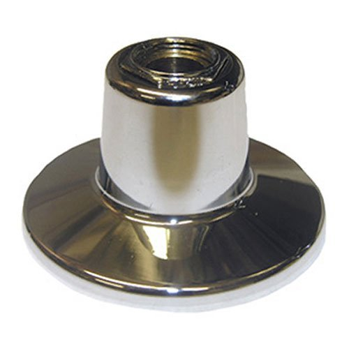LASCO 03-1757 Chrome Tub and Shower Flange for Union-Gopher Brand