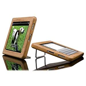 VersAudio - Sprout Creation Wood Shellcase for iPad Cherry