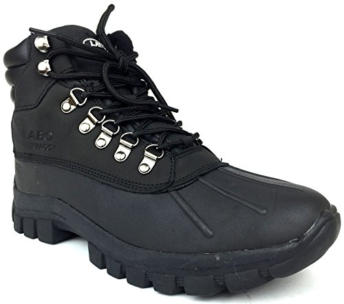 Labo Men's Snow Boots Waterproof Insulated Lace UP 2 Style by CITISHOESNYC