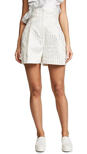Anna October Women's Striped Shorts