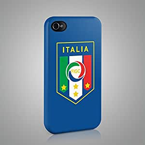 ITALY WORLD CUP FOOTBALL 2014 SOCCER CASE HARD COVER FOR Candy Case - iPhone 5 5S - Italy 03
