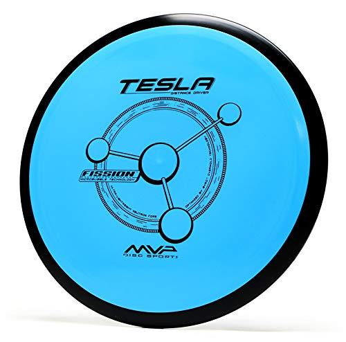 MVP DiscスポーツFission Tesla距離ドライバーゴルフディスク[ Colors May Vary ] B07HHHWTRC 155-160g