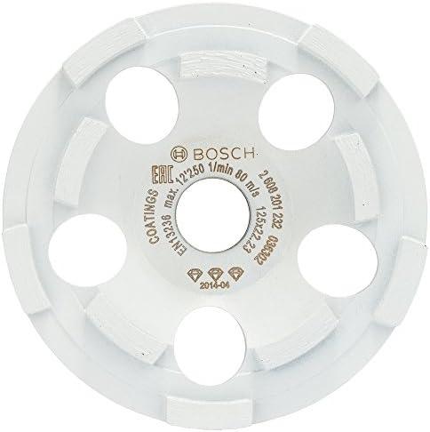 Bosch Professional 2608201232 Diamanttopfscheibe für thermoplastische Schutzanstriche