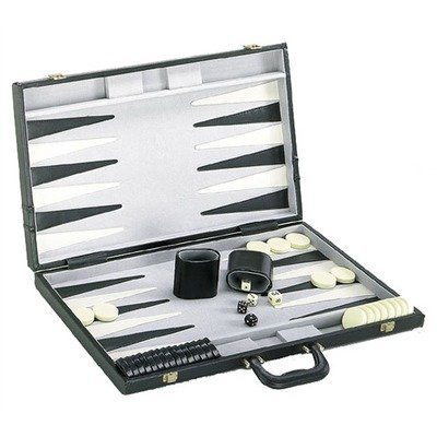 Backgammon Game Set with Deluxe Case by CHH by CHH