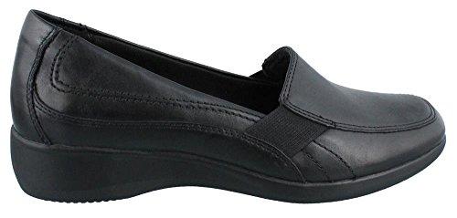Schuhe Clarks Slip Gael on 6 Bobtail M Damen SCHWARZ 5 4WOSFgwgq