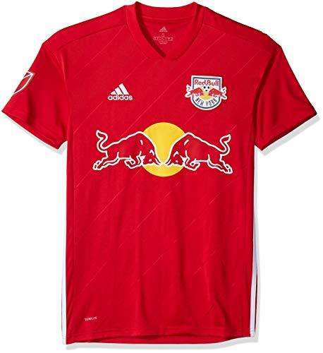 金属直接見てadidas Men's New York Red Bulls Away Soccer Stadium Jersey