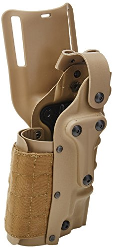 Safariland 3280 Military Low-Ride Holster, Flat Dark Earth Brown Safariland Thigh Holster