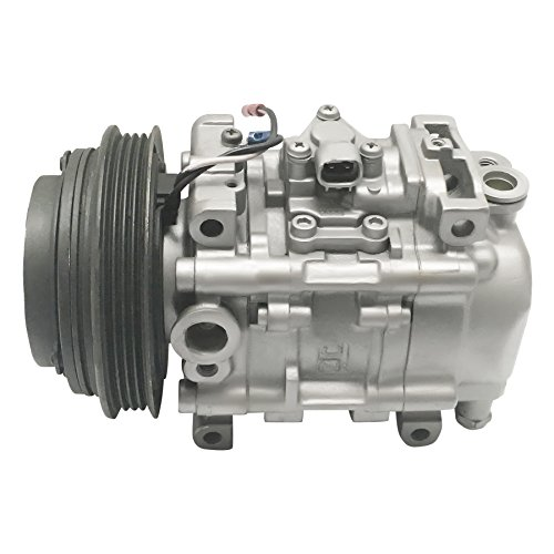 RYC Remanufactured AC Compressor and A/C Clutch GG325